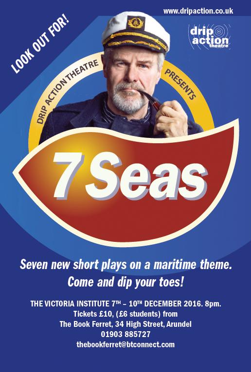 Drip Action presents seven seas